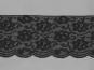 Spitze mit einseitiger Bogenkante Nr. 63491449-02, Farbe 02 schwarz