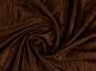 Taft Crash uni L723-1777, Farbe 1777 dunkelbraun