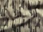 Baumwollstoff Stretch 473848 gemustert in sand-schwarz - 2
