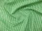 Baumwollstoff Vichykaro RS0138-025 - 2 mm - Farbe grün - 2