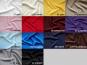 Chiffon uni L735-23, Farbe 23 weiß - 2