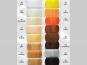 Organzastoff - Organza uni L720a-21, Farbe 21 orange - 2