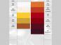 Fleecestoff - Polarfleece L718-015, Farbe 015 orange - 2