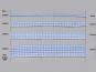 Satinband kariert - Vichyband 1099-2, Breite ca. 10 mm - 2