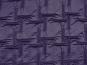 Couture-Stoff mit elastischer Raffung Nr. 99-025-C in dunkel-lila - 2