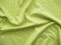 Viskose-Jersey HS7083_3401-12 in limette mit kleinen weißen Punkten - 2