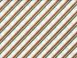 Weihnachtsdekostoff L8113-124 weiß mit Glitterstreifen diagonal - 2