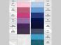 Fleecestoff - Polarfleece L718-916, Farbe 916 altrosa - 3
