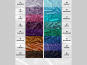 Pannesamt uni L724-24, Farbe 24 violett - 3