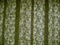 Spitzenstoff elastisch 464368 in oliv mit aufgenähten Pailletten - 3