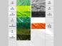 Pannesamt uni L724-21, Farbe 21 pastellrosa - 4
